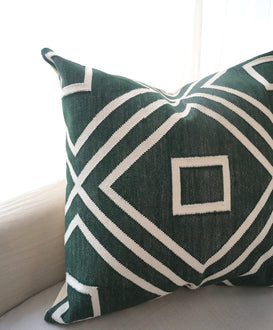 IVY CUSHION COVER - HUNTER & CO.