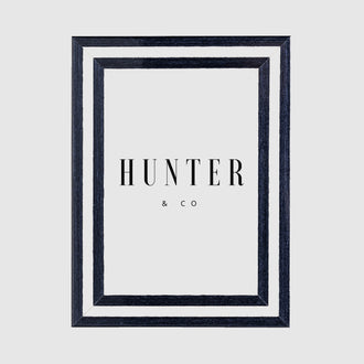 MONTEREY PHOTO FRAME - HUNTER & CO.