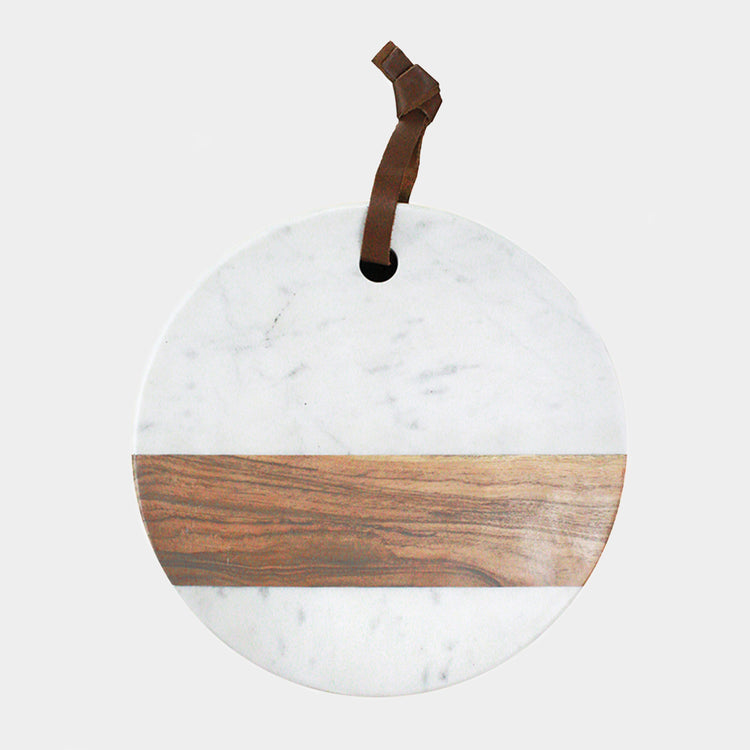 PALERMO ROUND BOARD - HUNTER & CO.