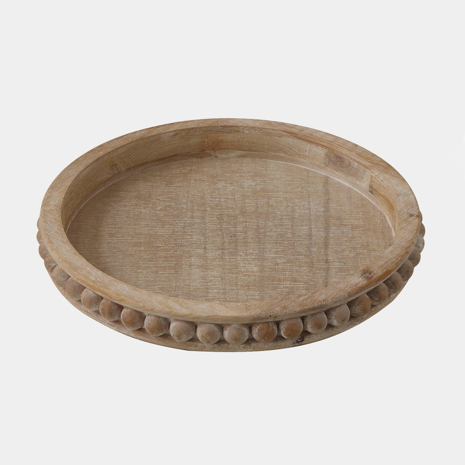 SANDERSON WOODEN TRAY - HUNTER & CO.