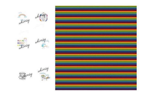 Rainbow Baby INFANT Rapport (Small Panels)