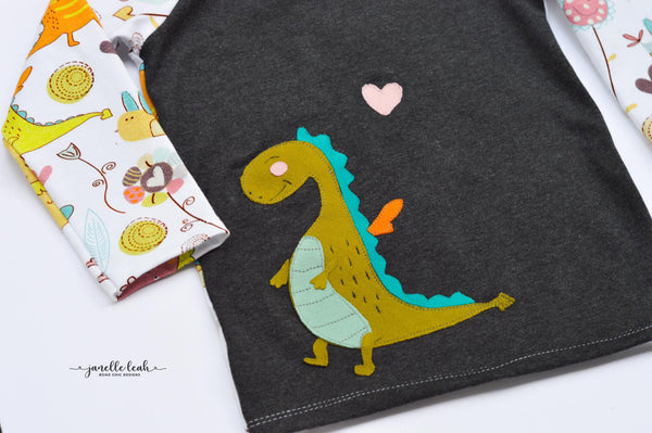 Dragon Applique Kit Only