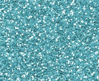 Turquoise GLITTER - CL