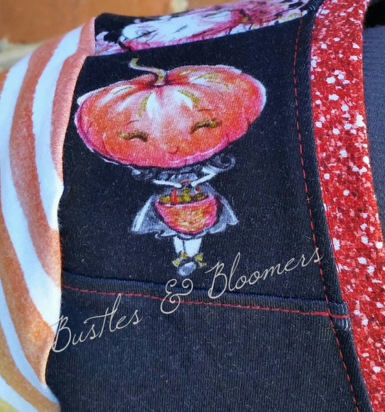 Halloween Fabric: Zombie Girls