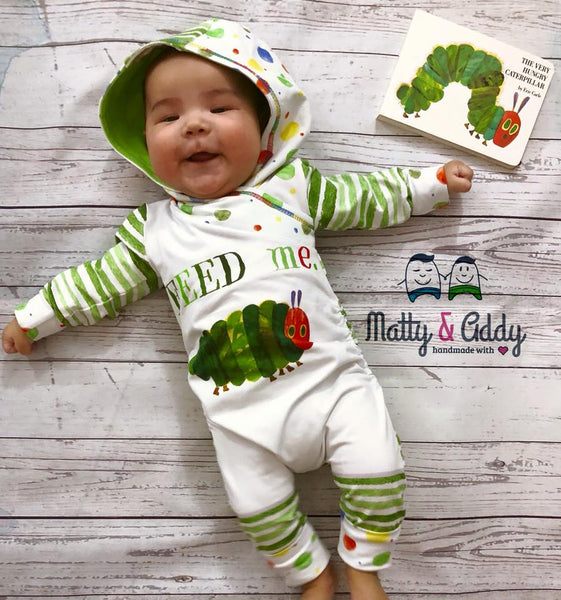 Special Preorder: Hungry Caterpillar on White (Plus FREE Panel!) POT OF GOLD