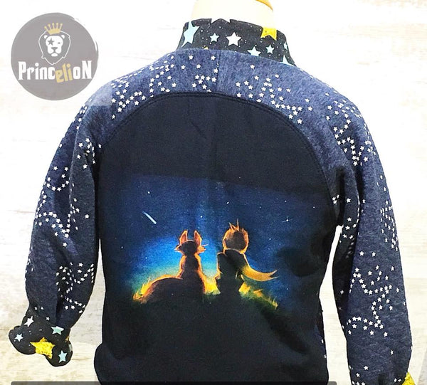 496 Le Petit Prince Child Panel (CL)