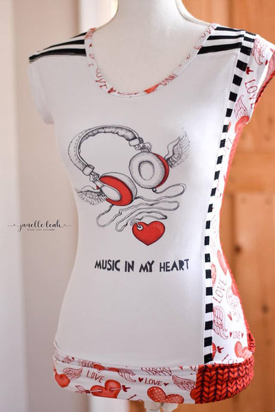 R045 Valentine's Music in My Heart  Rapport