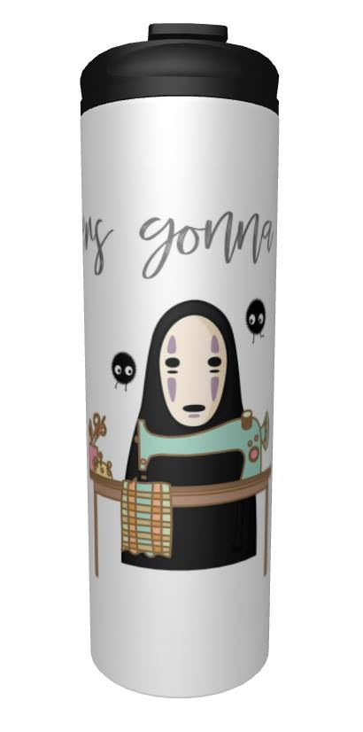 Mug -  No Face Travel Mug