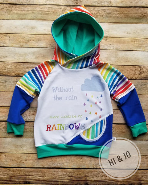 International - Without The Rain There Would Be No Rainbows Child Panel