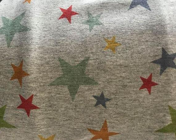 Fabric Heather Stars