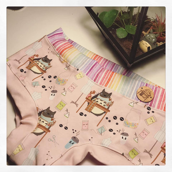 Adult Underwear Rapport Totoro Makers Gonna Make (AU017)