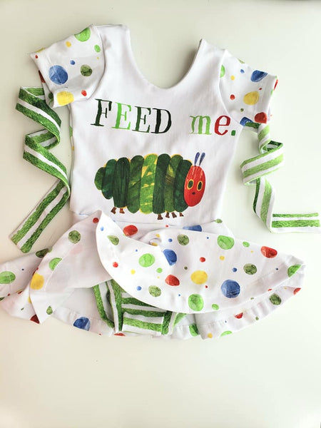 Special Preorder -  Hungry Caterpillar Pot of Gold Bundle White (Plus FREE Panel!)