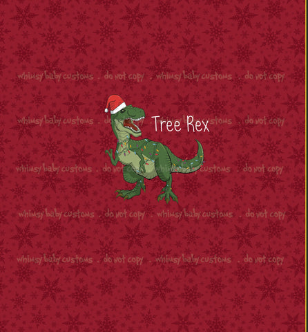 International - Child Panel Tree Rex