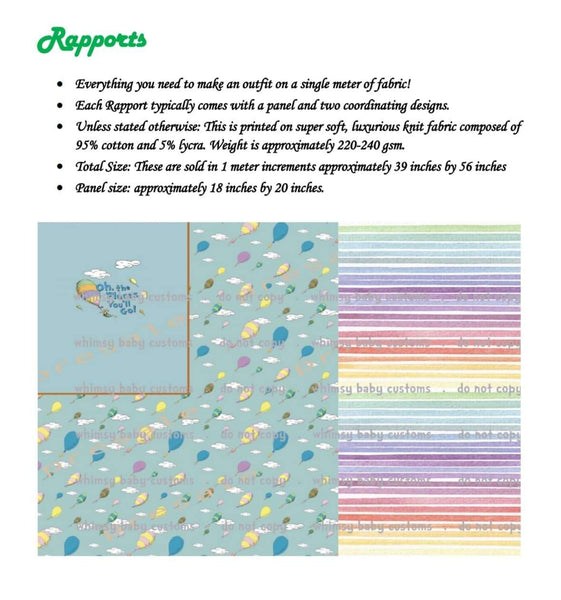 Fluff 2020 Preorder- Rapport The Forest Is My Home