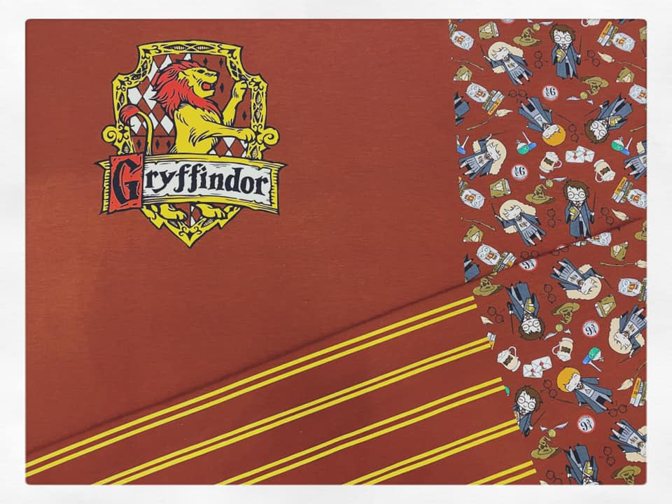AU003 Adult Underwear Rapport Gryffindor (Harry Potter)