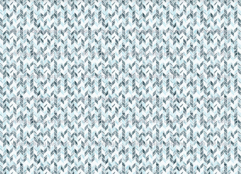 Fabric Cold Sisters Geometric Ice Crystals Coordinate