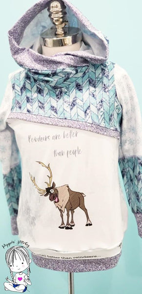 Rapport Cold Sisters Reindeers are Better Than People