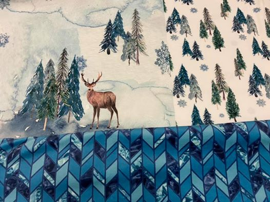 International - Rapport Winter Deer with Geo