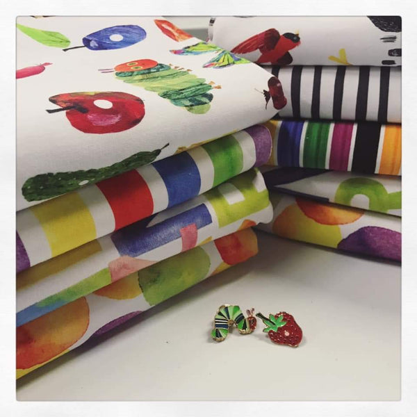 Special Preorder: [FAT HALF BUNDLE] Hungry Caterpillar on White POT OF GOLD