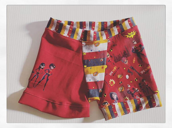 Child Underwear Rapport The Incredibles