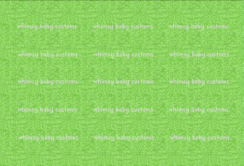 May/June 2020 Preorder - Fabric Glitter Lime Green