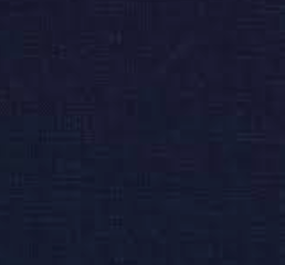 Solid Navy Cotton Lycra - 2 m Cuts