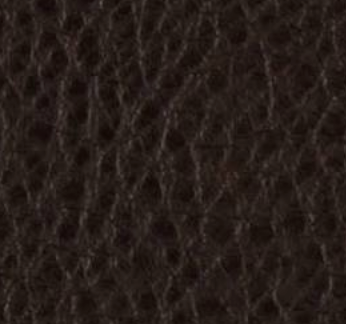 "Faux Leather Chocolate / Brown 10"" x 10"" Sheet"