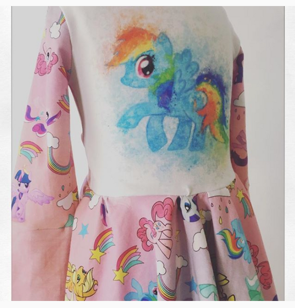 My Little Pony Fabric