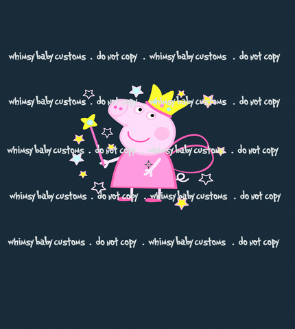 Products Tagged Peppa Whimsy Baby Customs