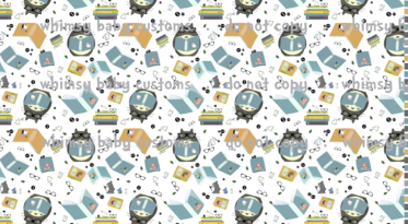 Fabric Totoro Book Nerd Gender Neutral