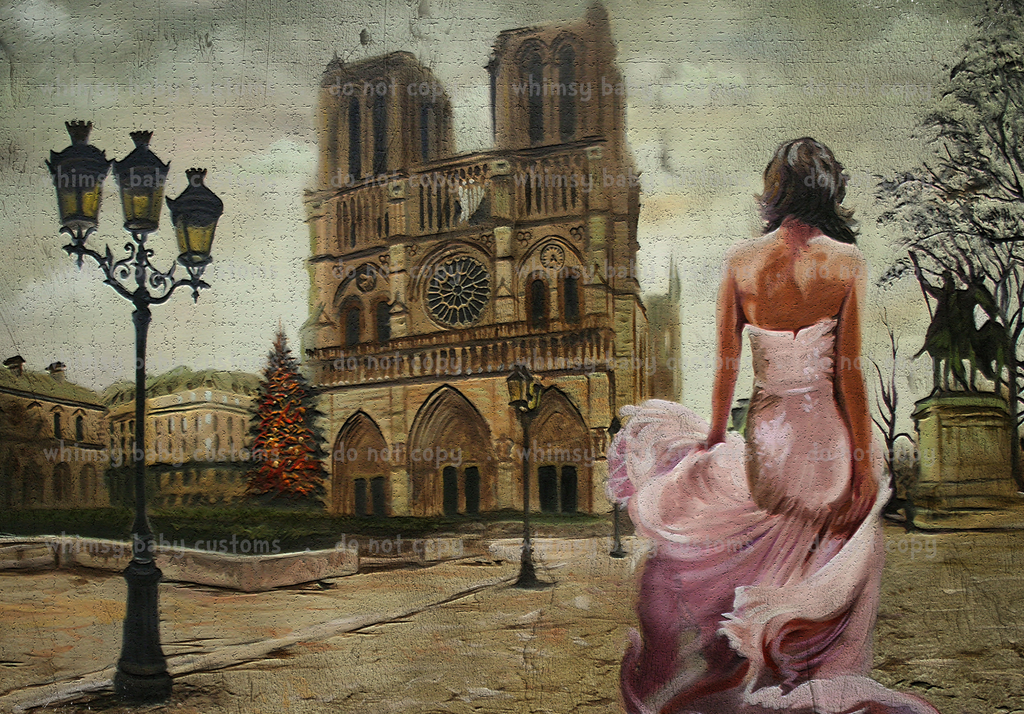 International - Cityscape Notre Dame