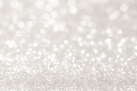 Fabric Bokeh Glitter Snow (Cold Sisters 2)