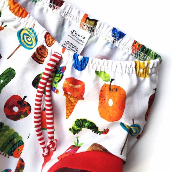 Hungry Caterpillar Infant (small panels) Rapport