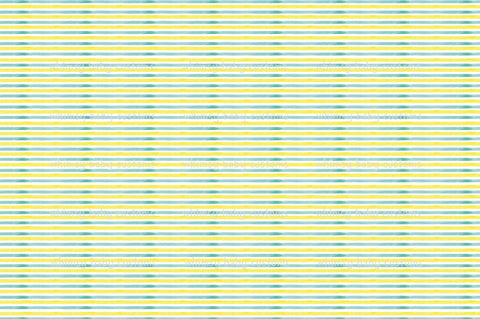 Fabric Citrus Stripes