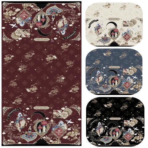 1001 Nights - Sutoru - Fabrics - Seek Sweet