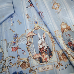 Alice, the White Rabbit (Pre-order) - Sutoru - Fabrics - Sutoru