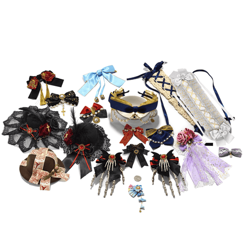 Hair accessory Lucky Bag - Sutoru - Lolitaaccesory - Sutoru