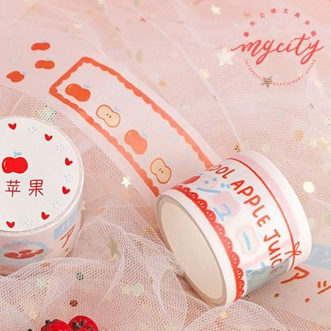 Masking tape —— Blue Apple - Sutoru - Masking Tape - mgcity