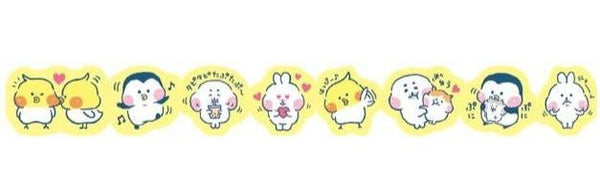 Washi Sticker Roll - Happy Cheek - Sutoru - Sticker - PetaRoll