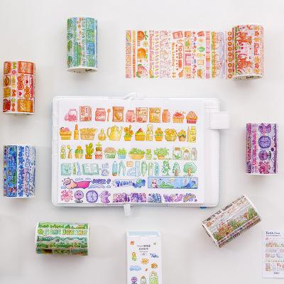 Washi Tape —— Blind Box Series - Sutoru - Washi Tape - Bentoto House