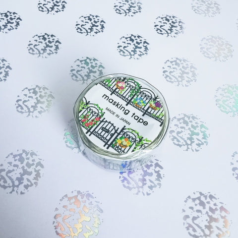 Washi Tape - Garden Fence - Sutoru - Washi Tape - MIND WAVE