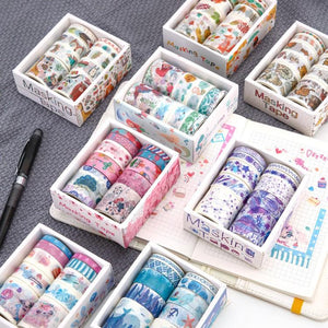 Washi Tape Lucky Bag - Sutoru - Washi Tape - Sutoru