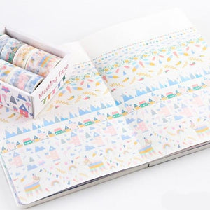 Washi Tape set — Beautiful Days - Sutoru - Washi Tape - Mr. Paper