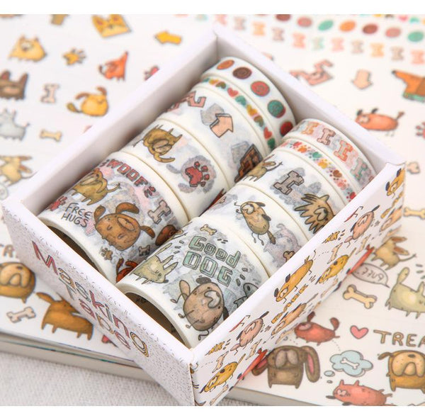 Washi Tape set — The 7th pet shop - Sutoru - Washi Tape - Mr. Paper