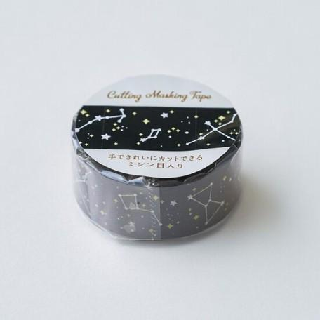 Washi Tape - Starry Sky - Sutoru - Washi Tape - Pine Book