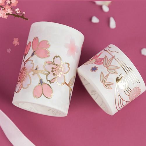 Washi Tape & Sticker Gift Box —— Full Blossom - Sutoru - Washi Tape - MISS TIME
