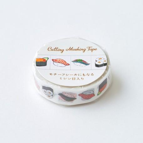 Washi Tape - Sushi - Sutoru - Washi Tape - Pine Book