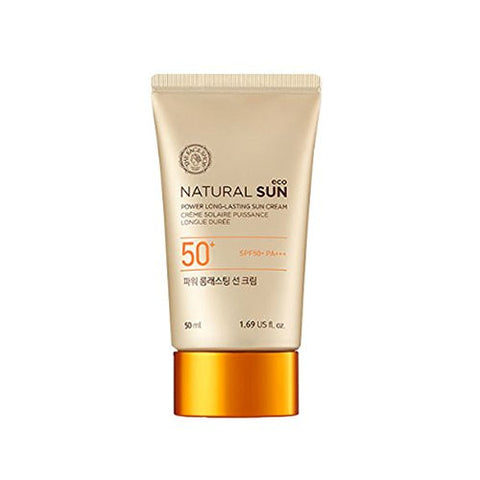 The Face Shop Natural Sun Eco Power Long-Lasting Sun Cream