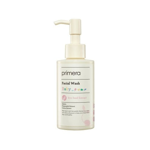 Primera Baby Facial Wash, 5.4 Ounce