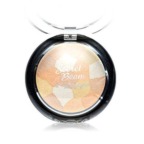 Etude House Secret Beam Highlighter, Gold/Beige Mix